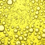 macro of olive oil for background use