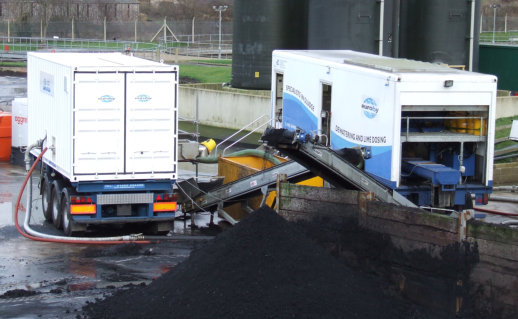 Euroby mobile dewatering in the UK