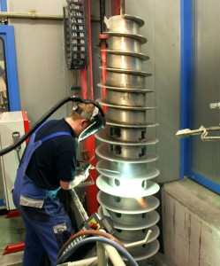 Centrifuge repair and and refurbishment services